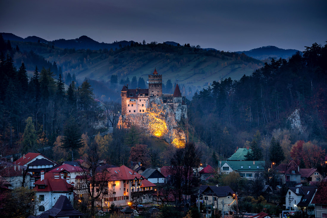 Halloween paranormal travel: where to go in the scariest countries in the world
